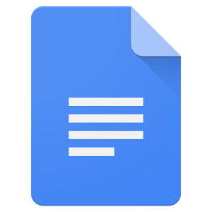 Picture of Google Docs