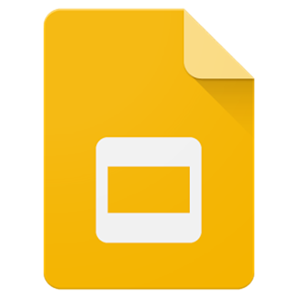 Picture of Google Slides